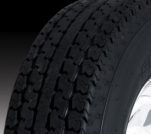 ST235/80R16 Super Trail 10 Ply Trailer Tire