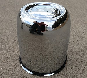 "3.3"" Chrome Center Cap (ION)"