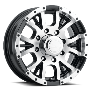 "16"" Aluminum Type T13 Trailer Wheel (8 Hole)"